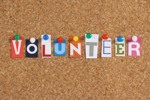 Volunteer with your chapter